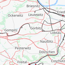 Train Analysis RE18 Dresden Hbf DresdenNeustadt Coswig b
