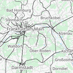 Train Analysis RE60 Frankfurt Darmstadt Mannheim