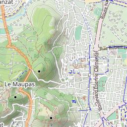 Aménagements cyclables Clermont-Ferrand - uMap on council of clermont map, munich map, saumur map, newcastle upon tyne map, le havre map, utrecht map, carcassonne map, london map, trieste map, cluj-napoca map, mont saint-michel map, boulogne-sur-mer map, seine map, rennes map, cahors map, vila nova de gaia map, turku map, arras map, evian-les-bains map, strasbourg map,