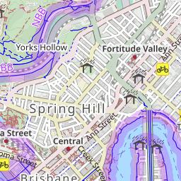 Bikeway map | Cycling Brisbane on