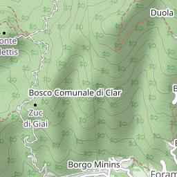 Anello M Te Scalutta Sentiero Teresa Dush Mtb Mag Com Itinerari
