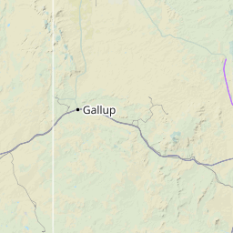 Arizona Trail - uMap