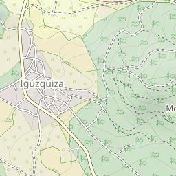 taburete Salida Por  Azqueta | Guidebooks, Maps, & Apps for the Camino de Santiago