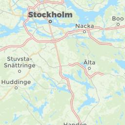 Ekero Sweden Offline Map For IPhone IPad IPod Touch - Jarfalla sweden map