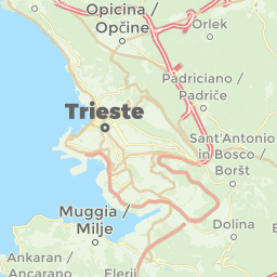 Trieste Italy Offline Map For IPhone IPad IPod Touch - Trieste map
