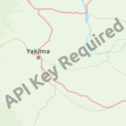 Yakima Washington USA Offline map for iPhone iPad iPod Touch