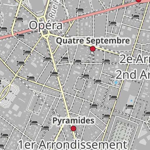 Segment Details For Sprint Jardin Des Tuileries To Champs Elysees